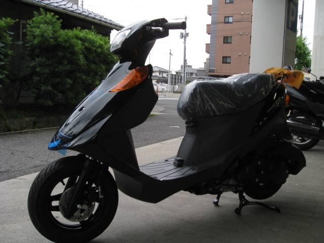 スズキ アドレスV125の画像(広島県