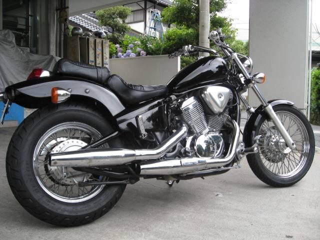 ホンダ スティード400VLXの画像(広島県