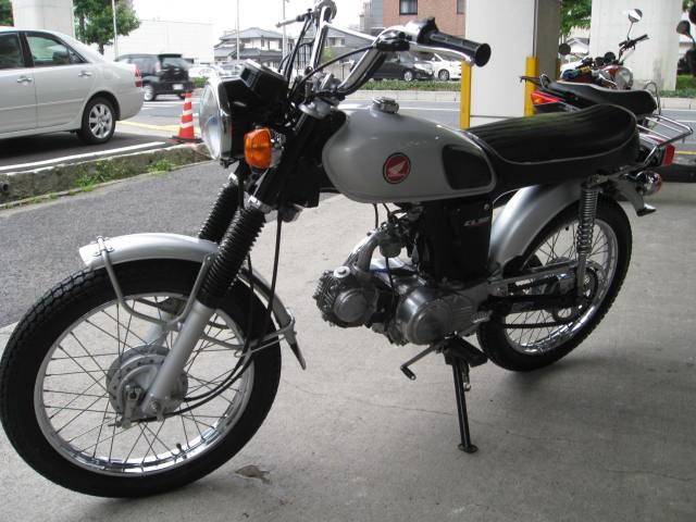 ホンダ ベンリィCL50の画像(広島県