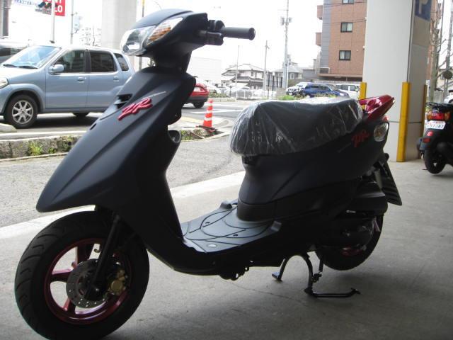 ヤマハ JOG ZRの画像(広島県