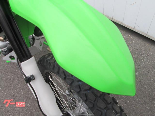 カワサキ KLX250 ファイナルエディションの画像(広島県