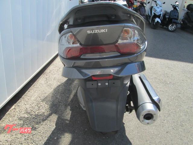 スズキ スカイウェイブ400 タイプS ABS ETC グリップヒーターの画像(広島県