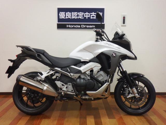 ホンダ VFR800X DREAM優良認定中古車の画像(岡山県