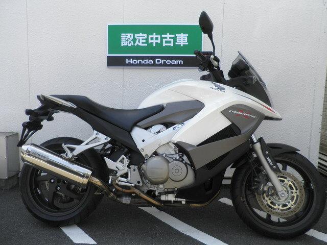 ホンダ VFR800X MUGEN CROSSRUNNER DREAM認定中古車の画像(広島県