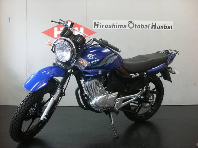 ヤマハ YBR125Gの画像(広島県