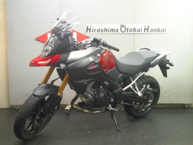 スズキ V-ストローム1000 ABS L4モデルの画像(広島県