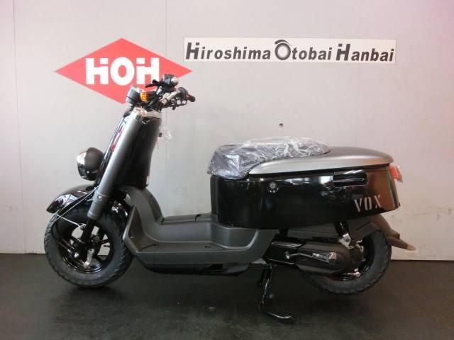 ヤマハ VOXデラックス 新型の画像(広島県