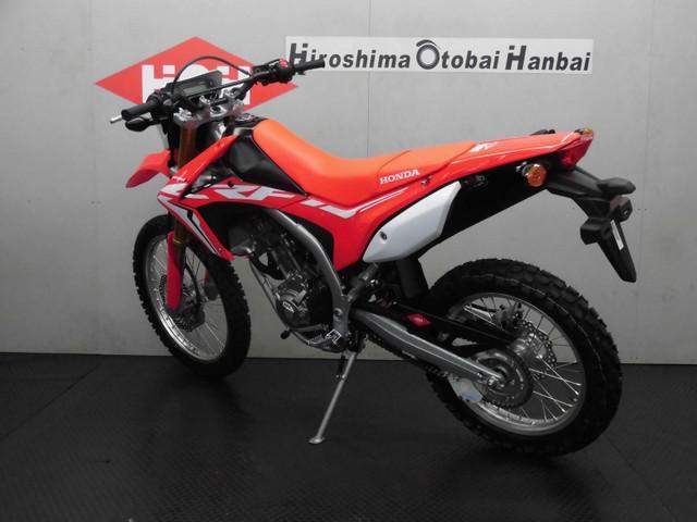 ホンダ CRF250L 新型の画像(広島県