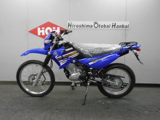 ヤマハ XTZ125の画像(広島県
