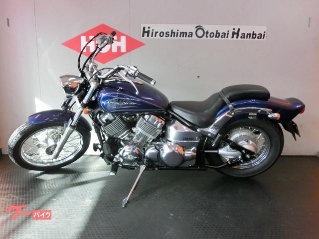 ヤマハ ドラッグスター400 インジェクションの画像(広島県