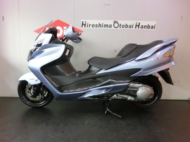 スズキ スカイウェイブ400 タイプS ABSの画像(広島県