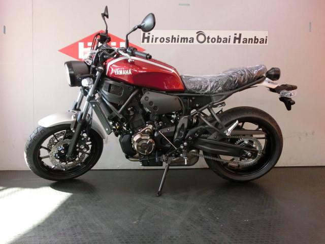 ヤマハ XSR700 ABSの画像(広島県