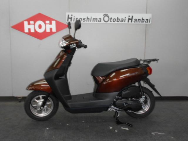 ホンダ タクト・ベーシック 日本生産モデルの画像(広島県