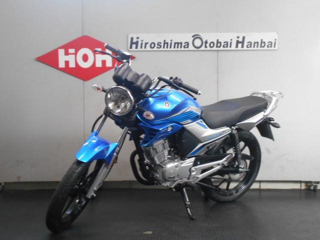 ヤマハ YBR125の画像(広島県
