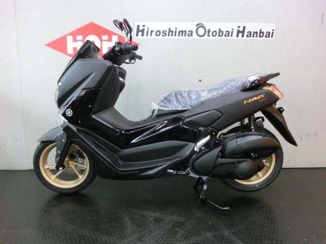 ヤマハ NMAX155 ABS 2018年モデルの画像(広島県