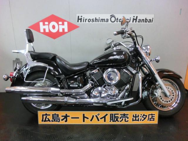 ヤマハ ドラッグスター1100クラシックの画像(広島県