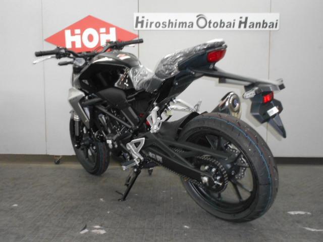 ホンダ CB250R ABS 2018年モデルの画像(広島県