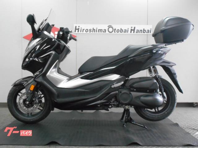 ホンダ フォルツァ ABS  新型 リヤBOX付きの画像(広島県