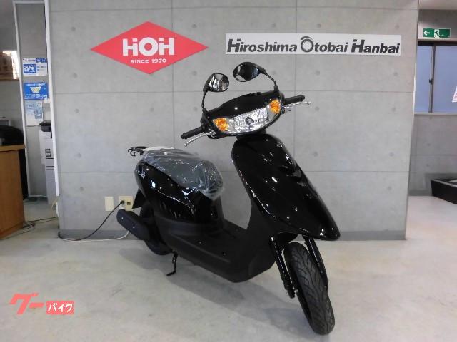 ヤマハ JOG 日本生産モデル 新型の画像(広島県