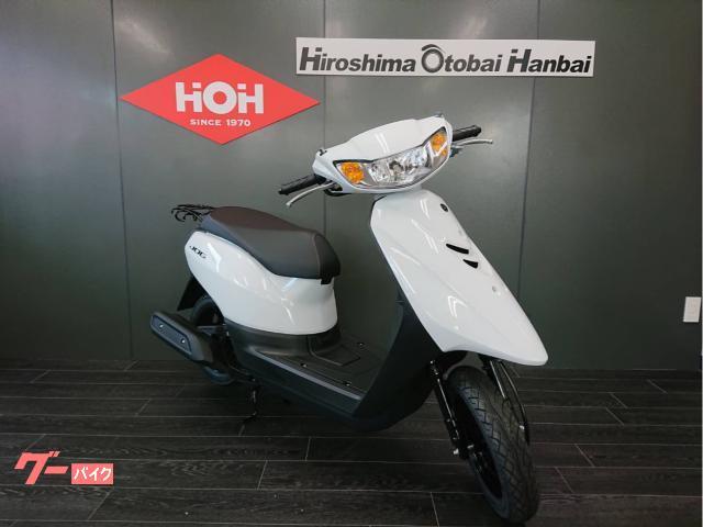 ヤマハ JOG 日本生産モデルの画像(広島県