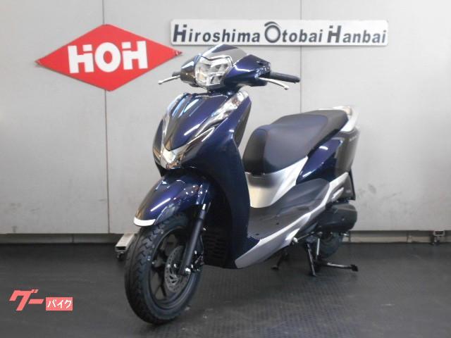 ホンダ リード125 ツートン 新型 現行モデルの画像(広島県