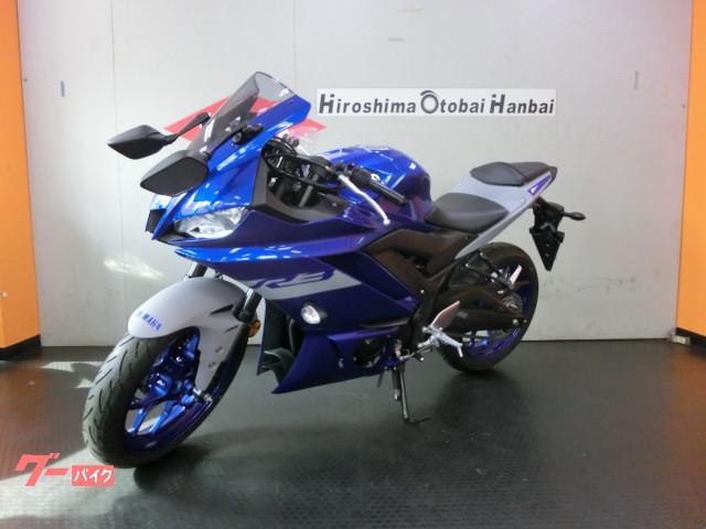 ヤマハ YZF-R3 ABS 2020年モデルの画像(広島県