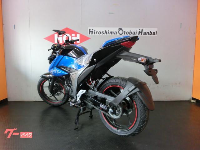 スズキ GIXXER 150 ABS M0モデルの画像(広島県