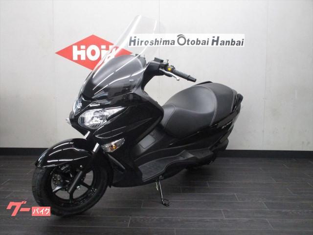 スズキ バーグマン200 M0モデルの画像(広島県