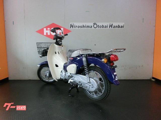 ホンダ スーパーカブ110プロ 新型の画像(広島県