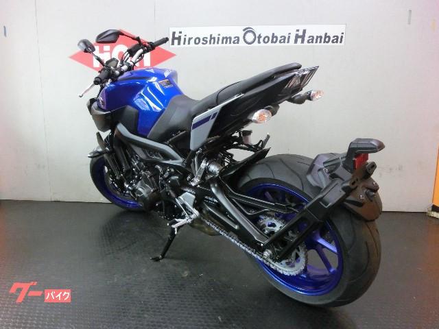 ヤマハ MT-09 ABSの画像(広島県