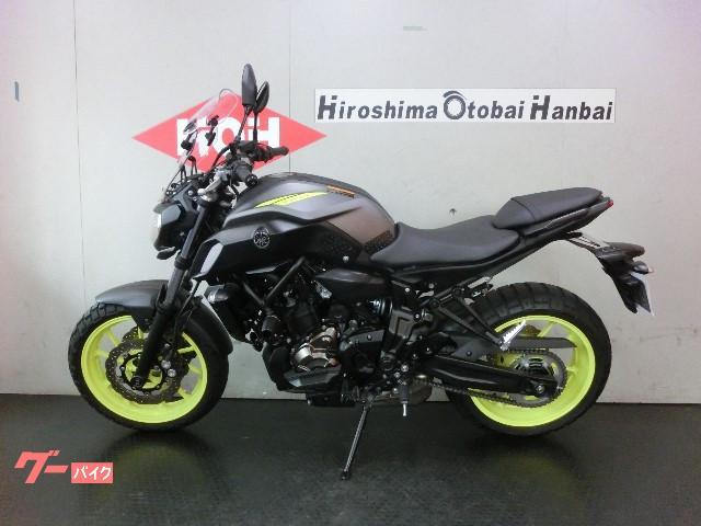 ヤマハ MT-07 ABS ETC付の画像(広島県