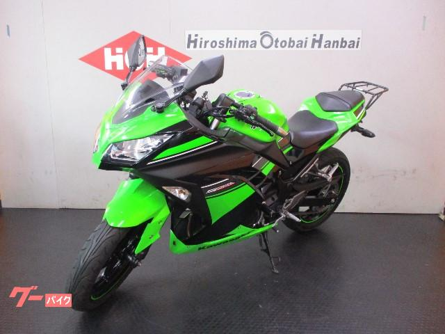カワサキ Ninja 250 SEの画像(広島県
