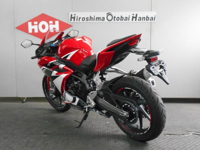 ホンダ CBR250RRの画像(広島県