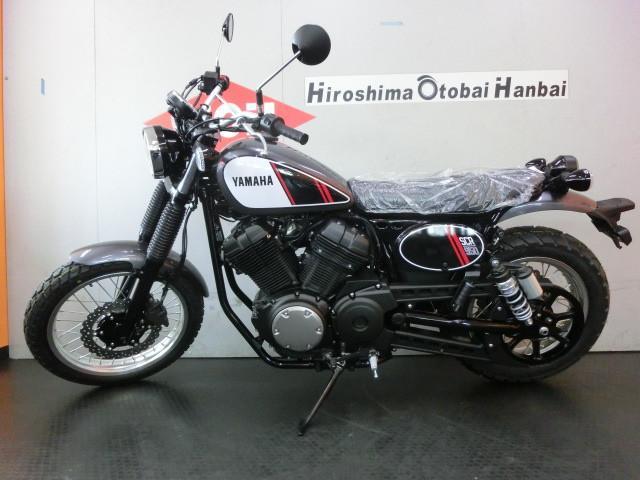 ヤマハ SCR950 ABS 2018年モデルの画像(広島県