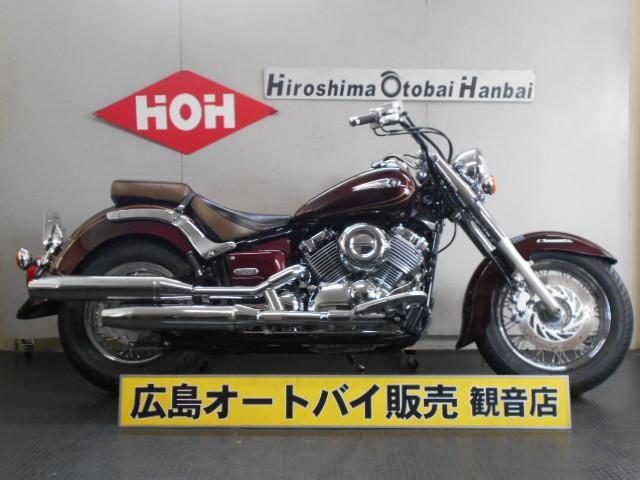 ヤマハ ドラッグスター400クラシック インジェクションモデルの画像(広島県