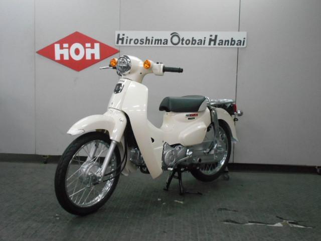 ホンダ スーパーカブ110の画像(広島県