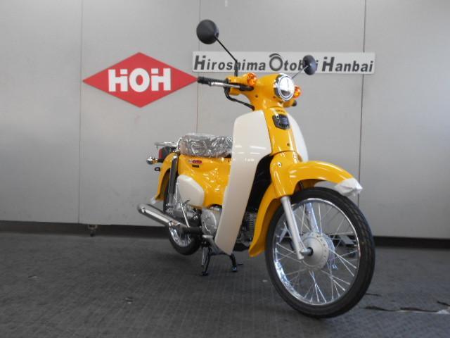 ホンダ スーパーカブ50 新型の画像(広島県
