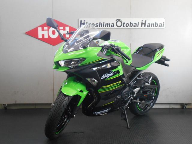 カワサキ Ninja 250 KRT Edition 2018年モデルの画像(広島県