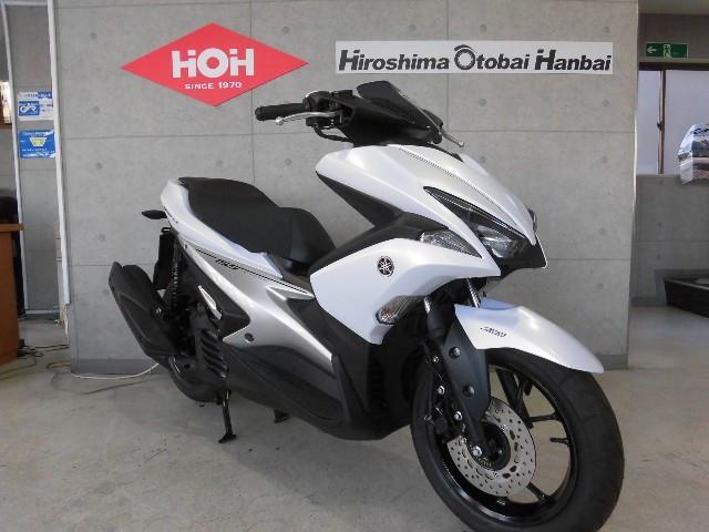 ヤマハ AEROX155 ABSの画像(広島県