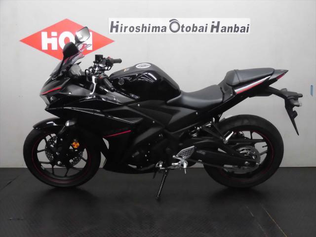 ヤマハ YZF-R25 ABS 2018年モデルの画像(広島県