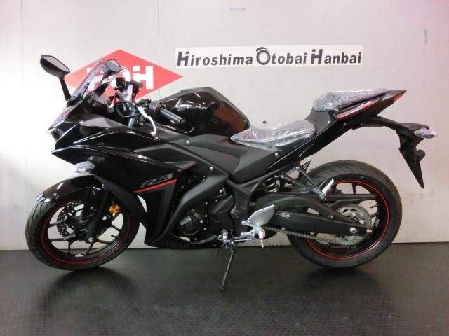 ヤマハ YZF-R3  ABS 2018年モデルの画像(広島県