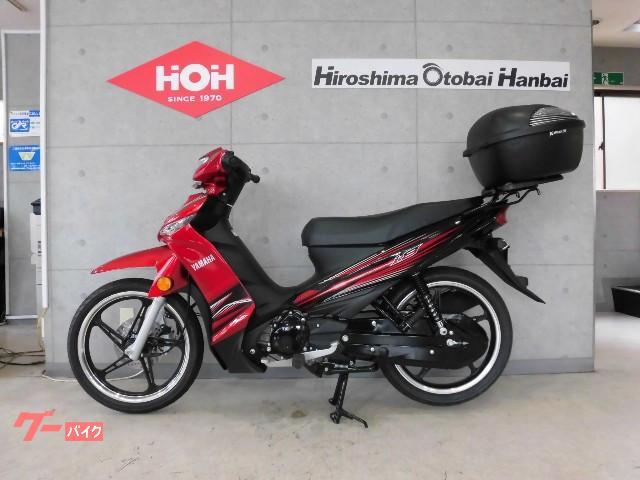 ヤマハ i8 115 BOX付の画像(広島県
