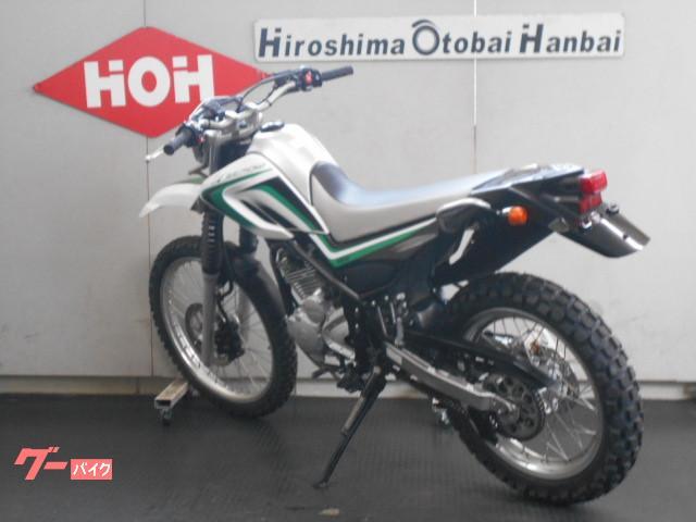 ヤマハ セロー250 インジェクションモデルの画像(広島県