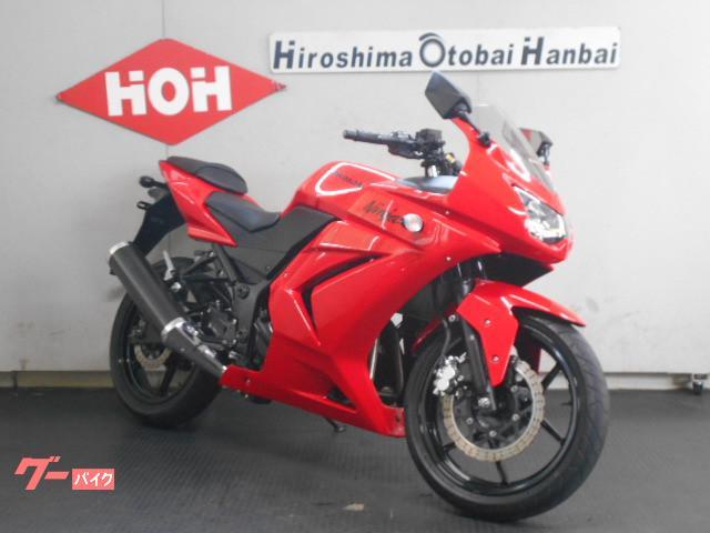 カワサキ Ninja 250Rの画像(広島県