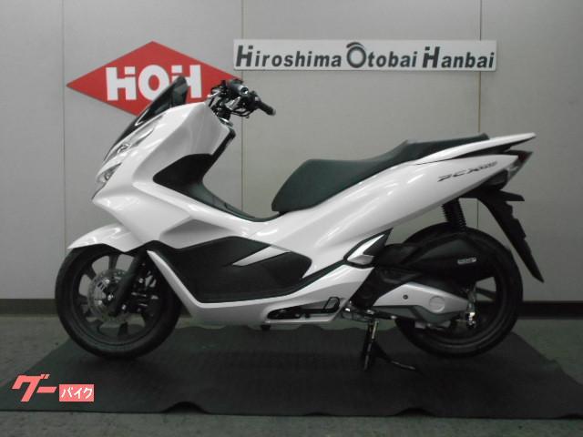 ホンダ PCX150 新型の画像(広島県