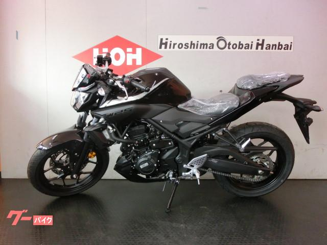 ヤマハ MT-25 2019年モデルの画像(広島県