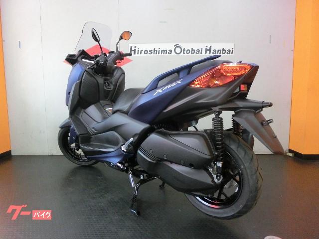 ヤマハ X-MAX250 ABS 2020年モデルの画像(広島県