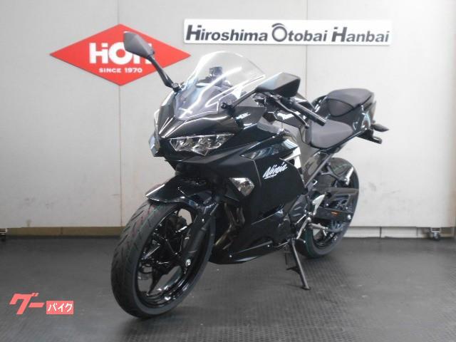 カワサキ Ninja 400 2021年モデルの画像(広島県
