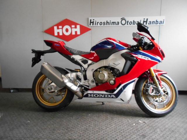 ホンダ CBR1000RR SPの画像(広島県