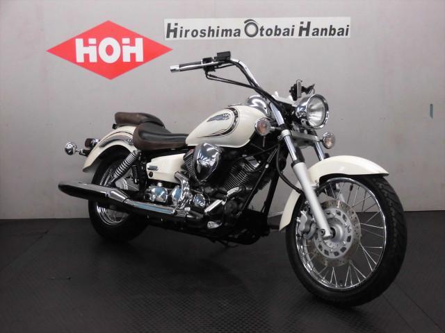 ヤマハ ドラッグスター250の画像(広島県